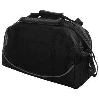 World Lawrence Black 21 inch Carry On Duffel Bag