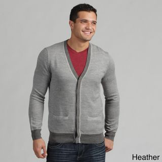 Calvin Klein Mens Wool Blend Cardigan FINAL SALE