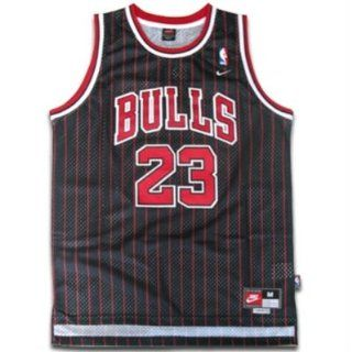 Michael Jordan #23 Chicago Bulls NBA Jersey Black