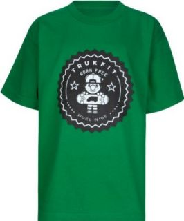 TRUKFIT Lil Tommy Seal Boys T Shirt Clothing