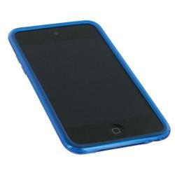 rooCASE Blue Wave Skin Case for iPod Touch 4th Generation