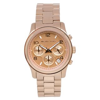 Michael Kors Womens Classic Stainless Steel Watch