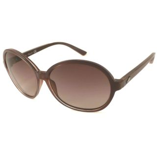 Kenneth Cole Reaction KC6072S Womens Oval Sunglasses