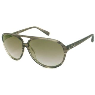 Kenneth Cole Reaction KC7012 Mens Unisex Aviator Sunglasses