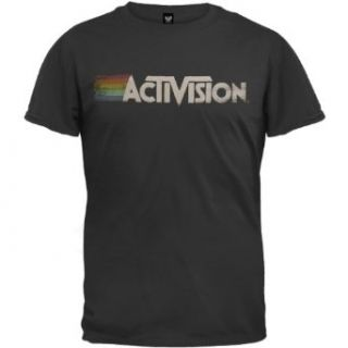 Activision   Distressed Logo Soft T Shirt   X Large