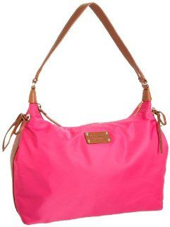Kate Spade Gramercy Park Dani Hobo,Pink Cherry,one size Shoes