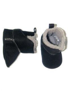 Baby Boy Soft Sole Winter Boots by Vitamins Baby Shoes