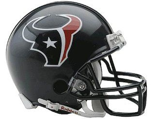 NFL Houston Texans Replica Mini Football Helmet Sports