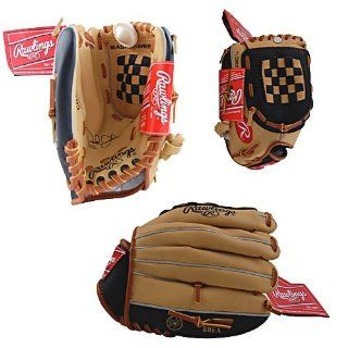 Rawlings PL105 Youth Little League Baseball Glove Derek