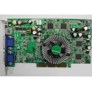 128MB MSI ATI Radeon 9800XL Graphics Card