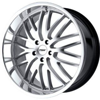 TSW Alloy Wheels Snetterton Hyper Silver Wheel (18x8/5x114.3mm