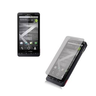 Motorola Droid X MB810 Anti fingerprint Screen Protector