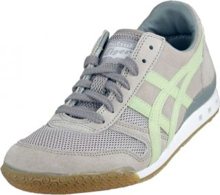 Asics Onitsuka Tiger Mens Ultimate 81 Grey/Sage Shoes