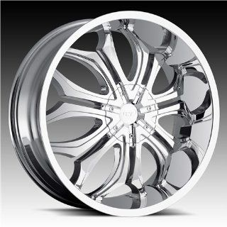 VCT WHEELS GODFATHER CHROME 6X135/6X5.5 +30   26X10