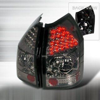 05 06 Dodge Magnum LED Tail Lights   Smoke (Pair)