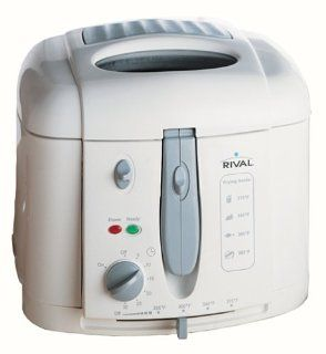 Rival CF151WD Chefs Fry Cool Wall Deep Fryer Kitchen