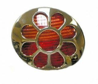 Tech 1392226 Chrome Daisy Tail Light Cover    Automotive