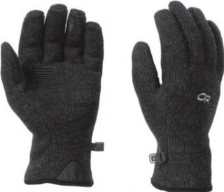 Outdoor Research Mens Flurry Gloves, Black, Large