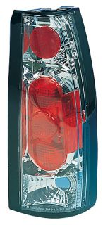 88 98 Chevy/GMC Truck & SUV Clear Tail Lights