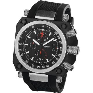 Akribos XXIV Triple Monster Mens Chronograph Watch