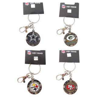 NFL Id/Key Ring Swivel Clip Photo Holder Keychain Today $8.59 5.0 (2