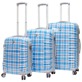 lightweight hard side 3 piece luggage set msrp $ 700 00 today $ 206 99