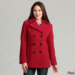 Kenneth Cole Reaction Womens Peacoat