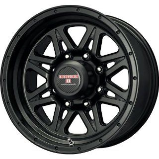 Level 8 Strike 8 Matte Black Wheel (16x8.5/8x170mm)