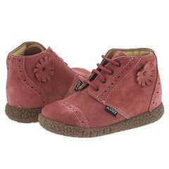 Aster Kids Stella (Infant/Toddler) Old Rose Suede(Size 21 (US 3.5 4