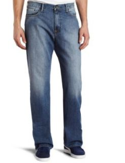 Lucky Brand Mens 181 Relaxed Straight Jean In Ol Summer