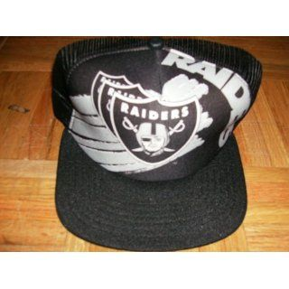 VINTAGE NEW ERA OAKLAND RAIDERS SNAPBACK HAT CAP NEW