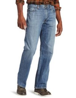 Lucky Brand Mens 181 Relaxed Straight Mid Rise Jean