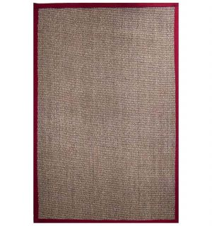 Hand woven Red Sea Grass Rug (9 x 12 )