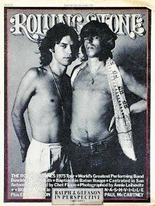 July 17 1975 Rolling Stone #191  Rolling Stones Tour  Mick Jagger