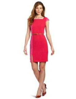 Calvin Klein Womens Sheath Dress Clothing