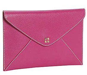 Kate Spade Tarrytown Leather Nikolette Clutch Bag Handbag