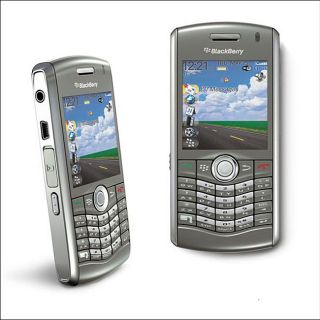 Blackberry 8120 Titanium Unlocked GSM Cell Phone