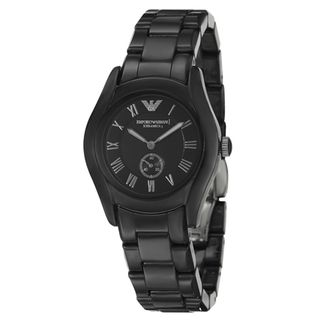 Emporio Armani Womens Ceramica Ceramic Watch