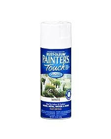 Rust Oleum 1993830 Painters Touch 12 oz Semi Gloss Spray Paint (6 Pack