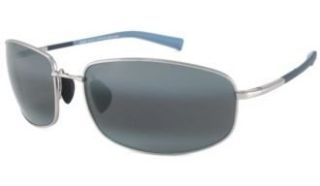 Maui Jim Sunglasses   Fleming Beach / Frame Silver Lens