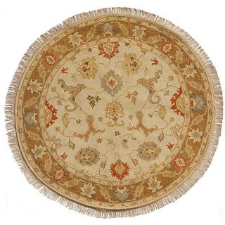 Hand woven Regency Flat weave Rug (6 Round)