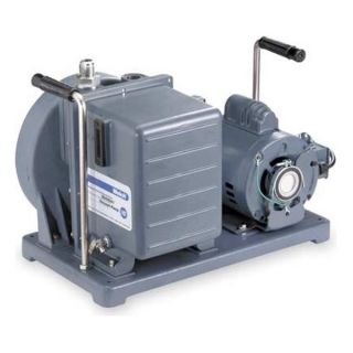 Welch 1402B 46 VACUUM PUMP 1/2 HP 5.6 CFM