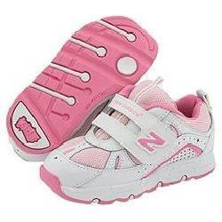 New Balance Kids KV488WPI (Infant/Toddler) White/Pink