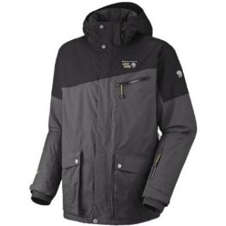Mountain Hardwear Automator Ski Jacket Grill/Black