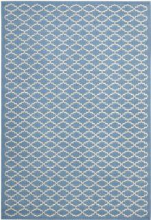 Safavieh Courtyard Collection CY6919 243 Blue and Beige