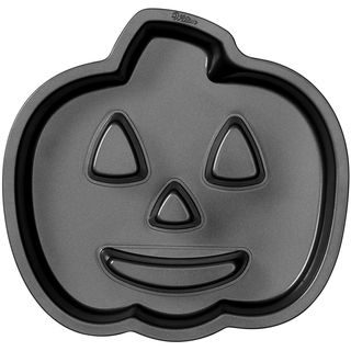 Novelty Cake Pan Jack O Lantern Fluted