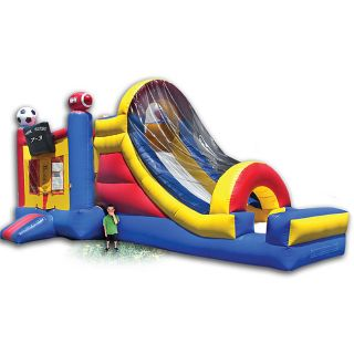 Commercial Grade Inflatable Sport Arena/ Slide Com